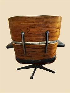 Fauteuil Charles Eames : fauteuil lounge chair charles ray eames galerie ~ Melissatoandfro.com Idées de Décoration