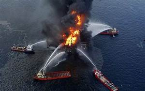 10 Largest Oil Spills In History