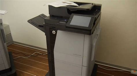 Home » drivers » printer » hp » hp laserjet pro m1536dnf mfp driver. HP Color LaserJet Enterprise MFP M680 Hands On - YouTube