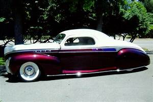 1941 Lincoln Zephyr Custom 3