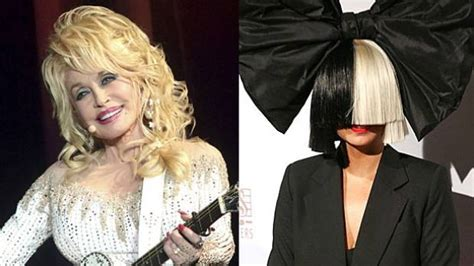 Hear Dolly Parton And Sia's New Duet, 'here I Am'