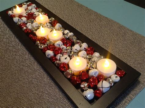 coffee table christmas centerpiece holidays pinterest
