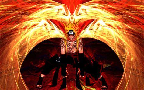 Wallpaper Animasi Naruto Kyubi