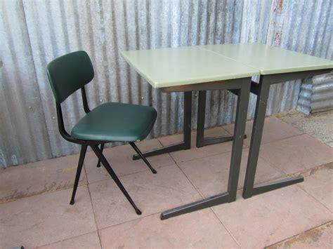 bureau vintage industriel industrial vintage writing desk tables eromes