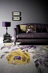 idee couleur salon gris ciabizcom With quelle couleur pour salon 2 80 idees dinterieur pour associer la couleur prune
