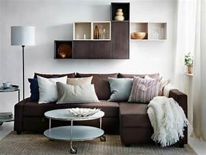 Braunes Sofa Welche Wandfarbe : 115 sch ne ideen f r wohnzimmer in beige ~ Watch28wear.com Haus und Dekorationen