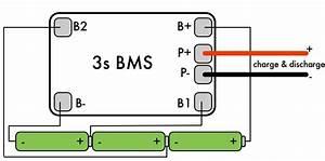 3s Battery Management System  Bms   U2013 Vruzend Diy Battery Kit