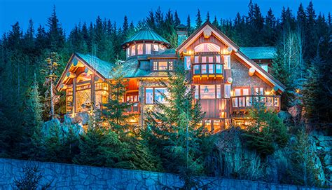 luxurious cabin rentals   planet