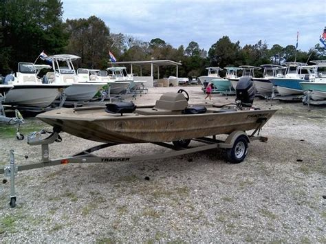 Tracker Boats Grizzly by Tracker 1754 Grizzly Boats For Sale Boats