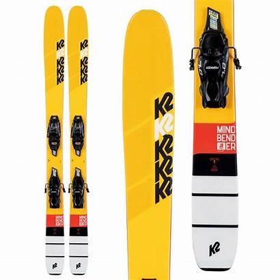 K2 Mindbender Skis Boys Ski Bindings Skiing