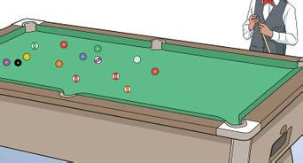 How To Rack In Pool - how to rack a pool table 10 steps with pictures wikihow