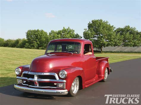 1954 Chevrolet Pickup  Hot Rod Network