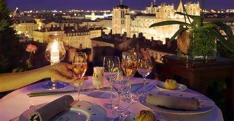 cuisine du monde lyon la villa florentine and les terrasses de lyon restaurant