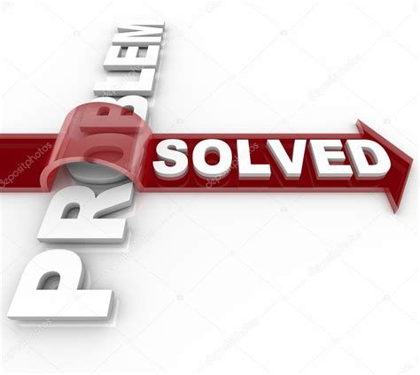 Problem Solved  Successful Solution To Issue — Stock