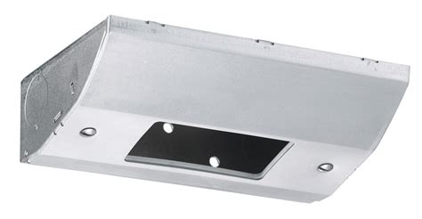 under cabinet outlet box hubbell ru100ss slim fit under cabinet box crescent