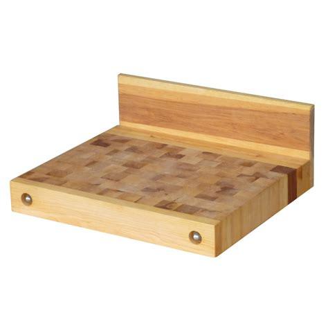plateau de cuisine plateau de billot bois de bout plan de travail