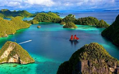 Indonesia Raja Ampat Desktop Isls Wide Wallpapers