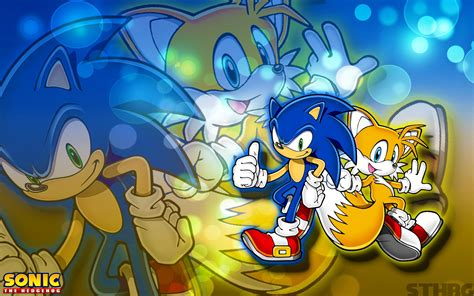 Sonic And Tails Wallpapers