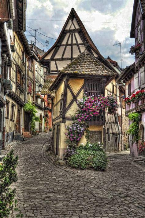 eguisheim alsace france places i want to visit pinterest