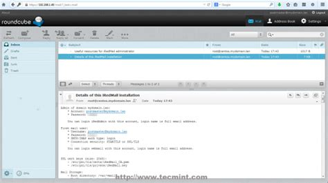 Install Iredmail Fully Featured Mail Server With