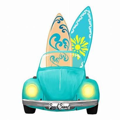 Beach Clipart Polyvore Party Vw Hawaiian Bus