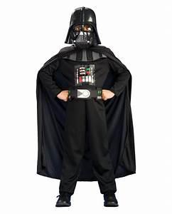 Kinderkostüm Star Wars : darth vader kinderkost m set star wars verkleidung f r kinder horror ~ Frokenaadalensverden.com Haus und Dekorationen