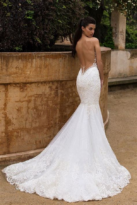 Best 25 Mermaid Wedding Dresses Ideas On Pinterest