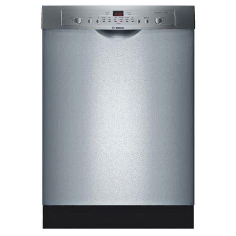 lave vaisselle encastrable grande capacit 233 24 po 50 db bosch avec cuve acier inox she3ar75uc