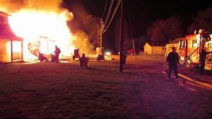 Newark Ohio Fire Department Responding To Double House