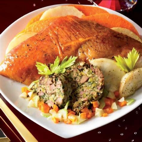 cuisiner le chapon farci recettes festives archives esprit terroirs