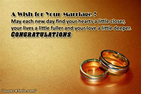 marriage wishes quotes  quotesgram