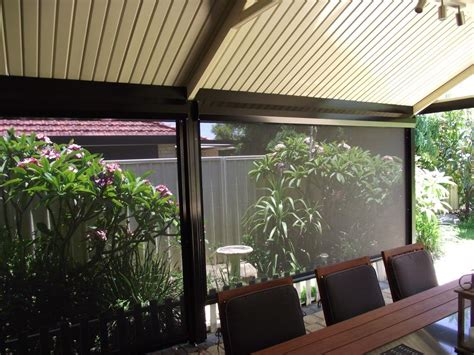outdoor blinds for patio outdoor patio blinds blonds