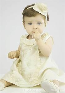 4 Vestidos De Bautizo Para Ninas Imagenes de Bebes Con Frases