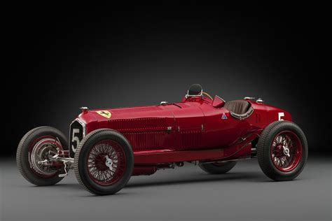 Alfa Romeo Tipo B P3 To Be Sold At Rm Sotheby's 2017 Paris