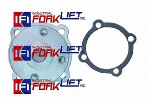 Toyota Forklift 4p Engine Water Pump W  Gasket New Part