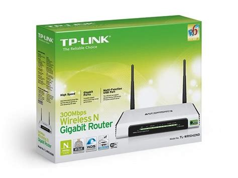 All drivers available for download have been scanned by antivirus program. TP-Link TL-WR1042ND 300Mbps Wireless N Gigabit Router