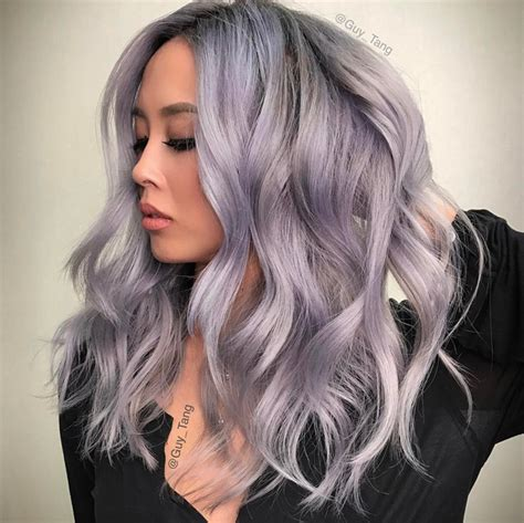 Pics Of Hair Color by Photos Coloration Cheveux Oserez Vous Le Quot Smoky Hair
