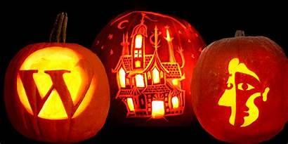 Pumpkin Carving Landscape Cool Easy Jack Carve
