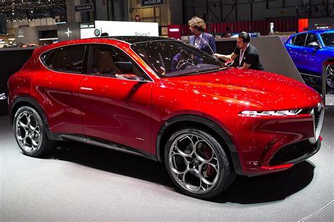 Alfa Romeo Concept by Alfa Romeo Tonale Concept