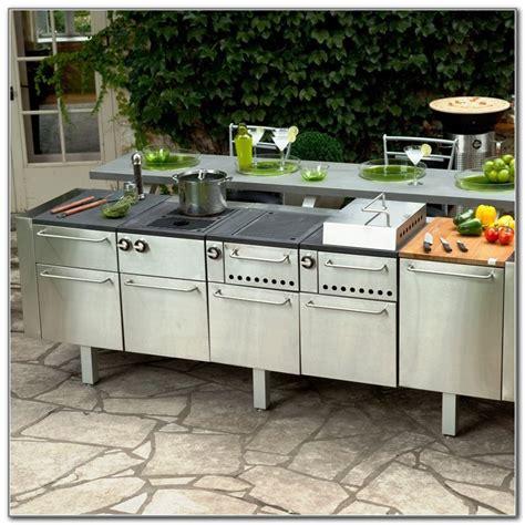 simple modular outdoor kitchen kits
