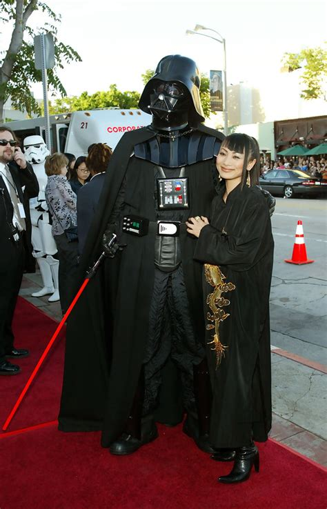 bai in quot wars episode iii of the sith quot los angeles premiere arrivals zimbio