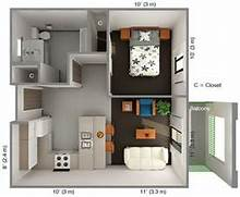 One Bedroom Studio Apartments by International House Housing Dining Services