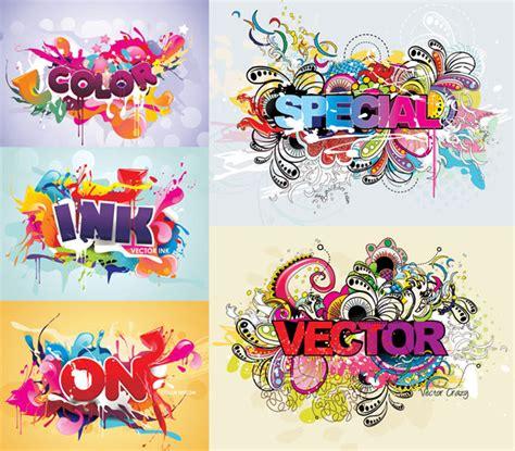 font fashion design vector graphic hive