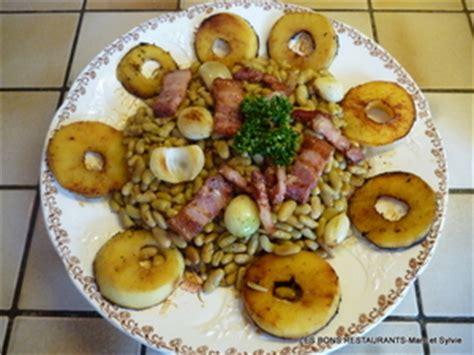 cuisiner flageolet flageolets aux pommes recette iterroir