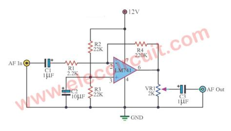 Universal Preamplifiers Using