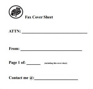 Fax Cover Sheets Templates Fax Cover Sheet 27 Free Documents In Pdf Word Sle Templates