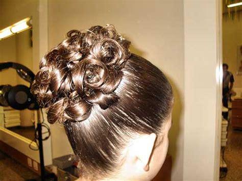 ideias de penteados lindos  daminhas de honra