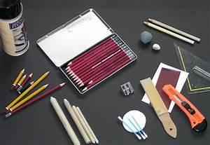 Bleistifte Zum Zeichnen : was braucht man zum zeichnen claudia sottner wie malt zeichnen lernen malen lernen ~ Frokenaadalensverden.com Haus und Dekorationen