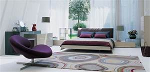 reflet lit avec chevets roche bobois With tapis de yoga avec canapé convertible roche bobois