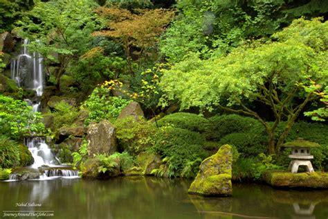 Japanischer Garten Portland by Portland Japanese Garden In Oregon Journey Around The Globe